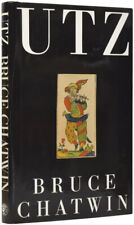 Bruce CHATWIN / Utz First Edition