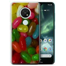 eSwish Gel/TPU Phone Case for Nokia 6.2/7.2 2019 /Sweets & Candy
