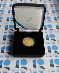 ESTONIA 100 € Euro GOLD COLLECTOR COIN 2018 - Republic of Estonia 100