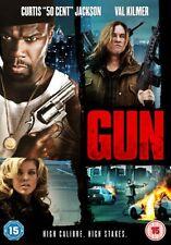 Gun [DVD] By 50 Cent,Val Kilmer
