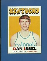 1971-72 Topps #200 Dan Issel RC HOF Kentucky Colonels EX/MT+ Additional ship fre