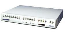 Dedicated Micros Digital Sprite 2 DS2A  DX16C-500GB 16 Channel CCTV DVR Recorder