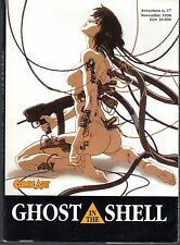 GHOST IN THE SHELL Anime BOOK ( ed Comic Art)