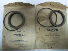 55 Chevrolet Bel Air 150 210 Rear Wheel Bearing Seal Unit (2) NORS 3717671