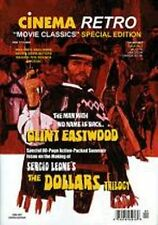 Cinema Retro Special #02 Clint Eastwood: The Dollars [Spaghetti] Westerns !