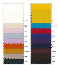 """Polyester Crepe Fabric 60"""" wide 10oz Sold by the Yard"""