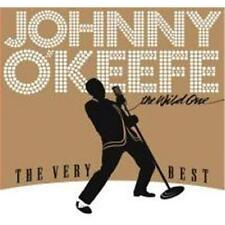 JOHNNY O'KEEFE THE WILD ONE THE VERY BEST CD NEW