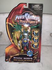 BANDAI POWER RANGERS MYSTIC FORCE MYSTIC Morph Green Dragon Fire ACTION FIGURE