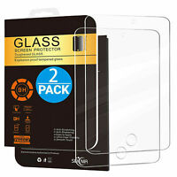 2-Pack Premium Tempered Glass Screen Protector For Apple iPad Mini 1 2 3 4 Clear