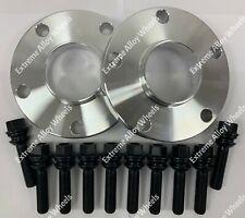 Roue Alliage Entretoises 20 mm Hub Centric M14X1.5 R14 Boulons Porsche Cayenne 924 955