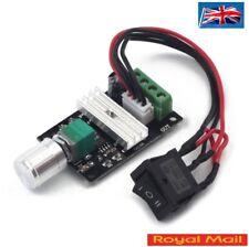 6V 12V 24V 3A PWM DC Motor Speed Controller Forward Reverse Switch Controller