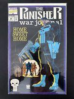 PUNISHER WAR JOURNAL #44 MARVEL COMICS 1992 NM+