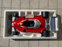 Ferrari 312 T2 F1 Toschi scala 1:6 Niki Lauda Polistil pocher rivarossi italy