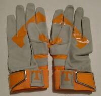"New Nike ""T"" MVP Hyperfuse Men's Size XL Baseball Batting Gloves PGB446 032"