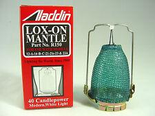 ALADDIN  R-150  LOX-ON  OIL  LAMP  MANTLE    (2)