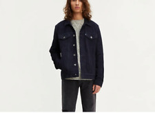 Levi's Made & Crafted Mens Jacket Navy Size Medium