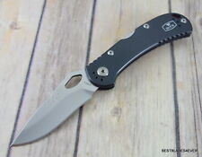 BUCK MADE IN USA SPITFIRE MIDLOCK FOLDING KNIFE WITH POCKET CLIP RAZOR SHARP