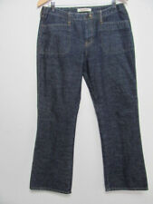 Abercrombie & Fitch Womens Jeans Trousers Pants Straight Leg Button Fly Size 10
