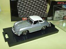 PORSCHE 356 HARD TOP 1952 Gris BRUMM R314-02 1:43