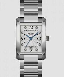 Rotary LB00171/06 mini Women's Brand New Watch With Original Box