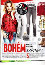 VANESSA  HUDGENS,   MARIAH   CAREY,  SOPHIE MARCEAU        Hungarian  magazine
