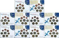 Deutschland Euro-Münzen KMS 2004 A D F G J Stgl. Unc. Kompletter Kursmünzensatz