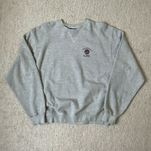 Vintage 90s Champion Sweatshirt Grey USA XL