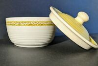 "Franciscan Hacienda Gold Sugar Bowl Replacement Piece Mid-century Modern 3"""