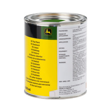 More details for john deere green paint 1l tin for mowers and tractors