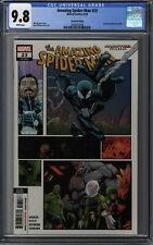 Amazing Spider-man (2018 5th Series) #23 CGC 9.8 2nd Printing