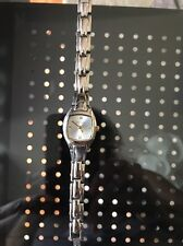 Anne Klein Sterling Silver Ladies Wrist Watch