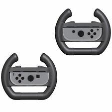 2x Nintendo Switch Console de Jeux Joystick Manette Porte-poignée Guidon Volant