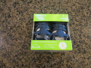 Carter's Addison Navy blue Infant 3 Leather Sandals stand stage 2 NIB