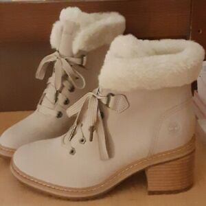Aniquilar Con Fiordo  Timberland Fur Boots for Women for sale | eBay