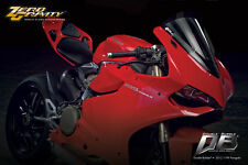Zero Gravity DB Windscreen / Screen - Ducati 899 1199 Panigale - Dark / Smoke