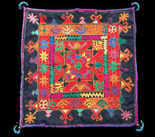antik wandbehang Suzani Decke Tuch Nuristan Swat Valley tribal silk embroidery 5