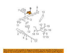 GM OEM Rear Suspension-Plate 15722954