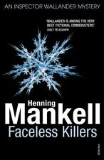(Good)0099535270 Faceless Killers: An Inspector Wallander Mystery,Henning Mankel
