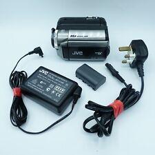 JVC MiniDV Digital Video Camera Camcorder GR-D820EK 35x Optical 800x Digital