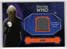 Topps Doctor Who 2015 Ood Alien Costume Card