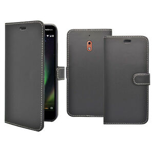 Case For Nokia 2.1 Wallet Flip PU Leather Stand Card Slot Pouch Phone Cover
