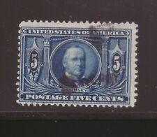 US Scott 326 Used F