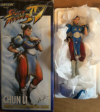 Statue Figure Street Fighter Chun-Li Capcom maquette no Sideshow resin NEW