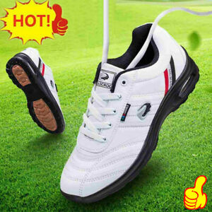 Golf Shoes Waterproof Breathable Lightweight Non-slip Sport Shoes Sports Z5Y6