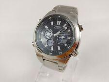 Citizen - Eco-Drive, WR 100, Men, Wristwatch