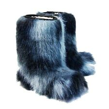 Oscar Girls Italian Thermal Winter Snow Boots -  Ecol Grey / UK 11.5 (EU 30)