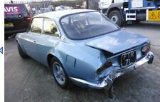 1972 alfa romeo gt veloce 2000 complete less the shell
