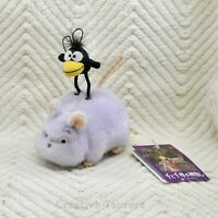 Spirited Away Boh Mouse & Fly Plush INCREDIBLY RARE Ufo Catcher US Official 2001