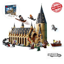 Harry Potter Hogwarts Great Hall 75954 Wizarding World Building Blocks Lego-GIFT