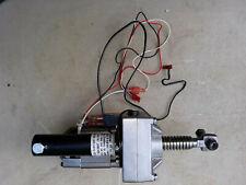 20Oo48 Treadmill Incline Motor, Gentech Push-33R, 020-0907, Screw Type, 120Vac